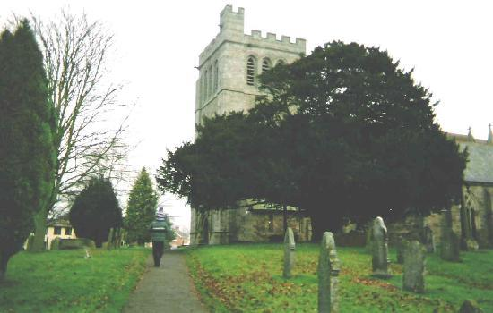 Hereford, UK: St Mary's of Madley