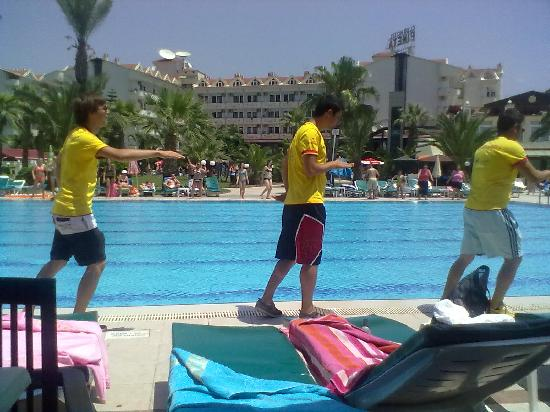 club pineta marmaris