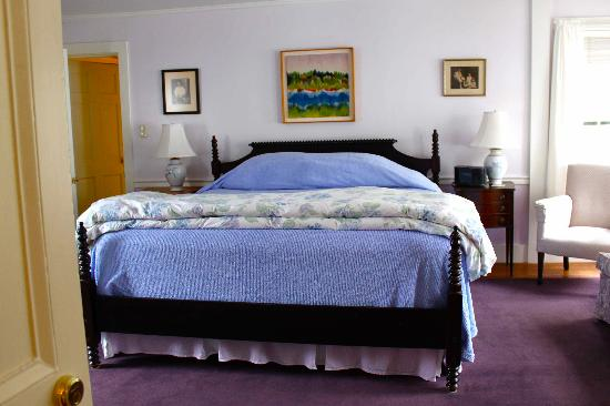 Inn at Bath: The Blue Room