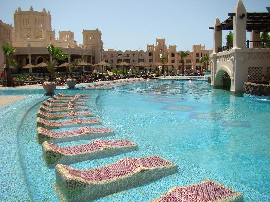 Hotel Riu Touareg: pool beds