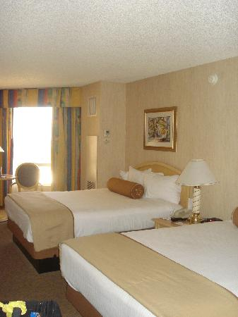 Harrah's Las Vegas: Double Bed room