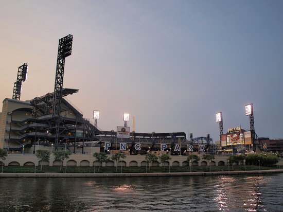Pittsburgh, PA: PNC Park