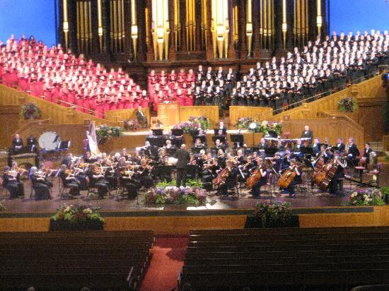 Mormon Tabernacle Choirの写真