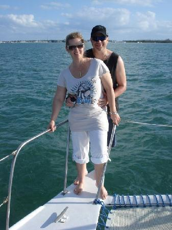 Dream Chaser Charters: On the boat!! Perfect!!