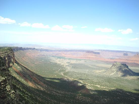 great view from area, many more just like them.  Go to Moab and stay at the Adventure Inn.