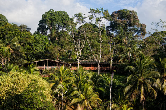 La Laguna del Lagarto Lodge