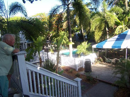 Only place to hang clothes picture of chelsea house pool for Chelsea pool garden key west