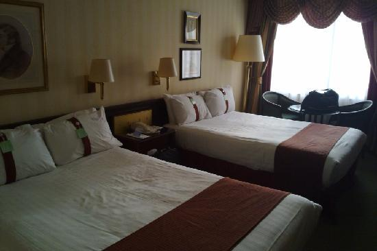 Holiday Inn London - Mayfair: Inside room