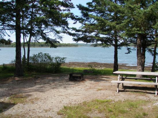 Mount Desert Narrows Camping Resort