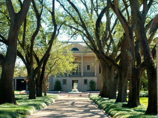 Longue Vue House And Gardens New Orleans La On