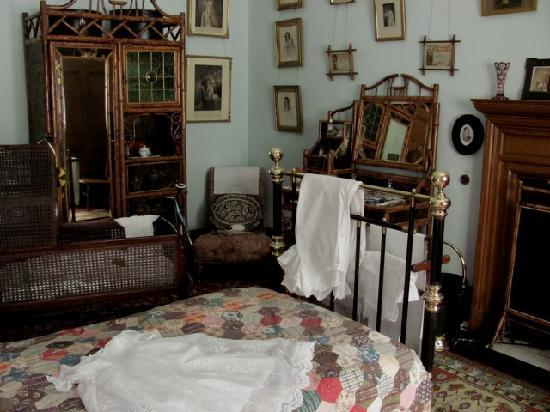 Lanhydrock Nanny 39 S Room Picture Of Lanhydrock House And