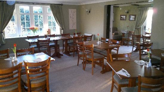 Woodhall Spa, UK: Restaurant