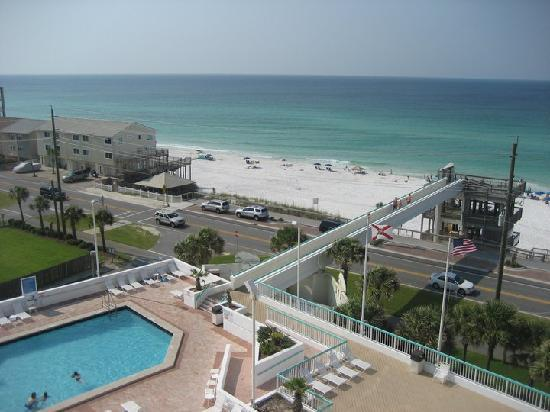 Miramar, Floride : Balcony View Surfside Resort #603