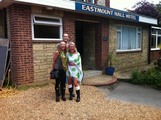 Shanklin, UK: heading to IOW festival