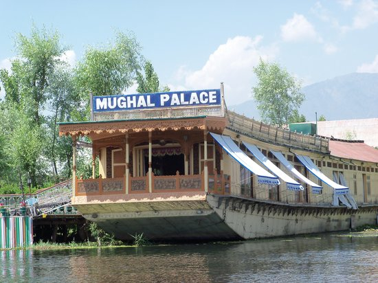 Ankush Group Mughal Palace Houseboat