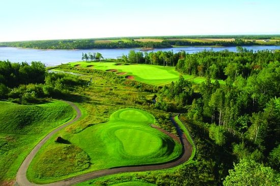 Georgetown, Canada: Dundarave Golf Course, PEI