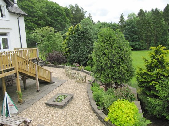 Grizedale Lodge: Woodland, wildlife and wonderful views