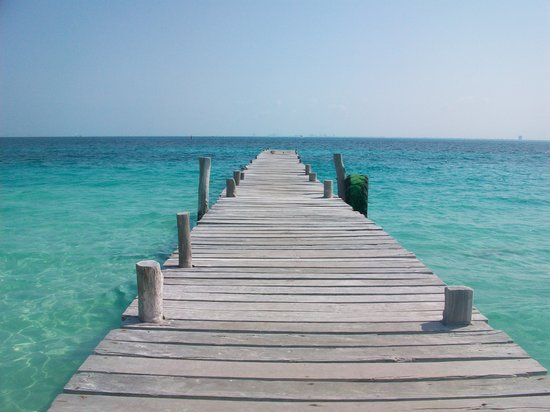 Isla Mujeres, Meksika: peaceful beyond compare