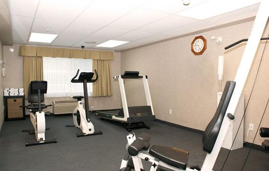Coast Surrey Guildford Hotel : Fitness room 