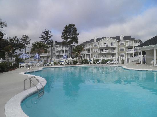 Calabash, NC: Common ll Pool Area