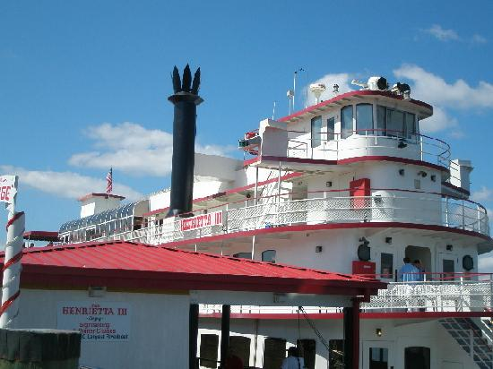 Suburban Extended Stay of Wilmington: Downtown Riverboat ride !