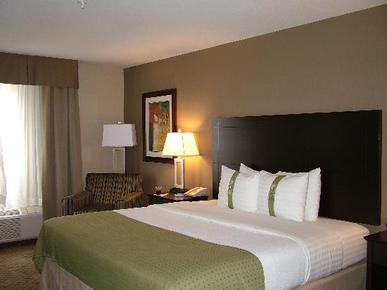 Holiday Inn Suites Kamloops: Room