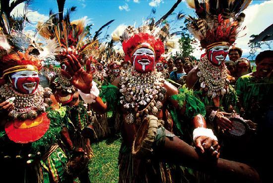 Papouasie-Nouvelle-Guinée : Provided by Papua New Guinea Tourism Promotion Authority