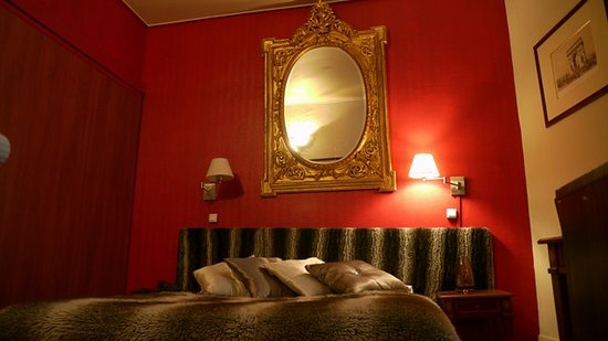 Hotellerie Paris Saint-Honore