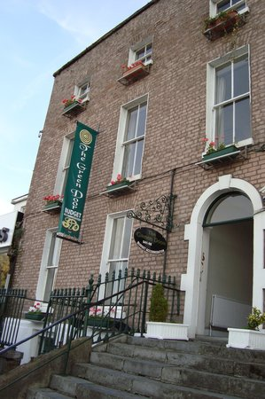 Green Door Hostel: 13 Dublin Rd