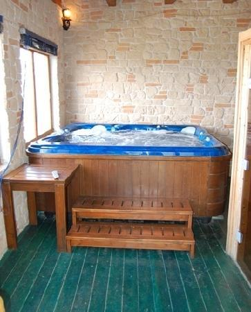 Country House Le Vedute: Jacuzzi