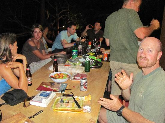 Budget Backpackers - Saint Lucia: Enjoy a traditional Braai