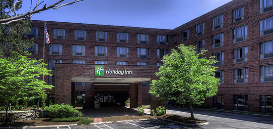 Holiday Inn Tewksbury Andover: Hotel Porto Cochere