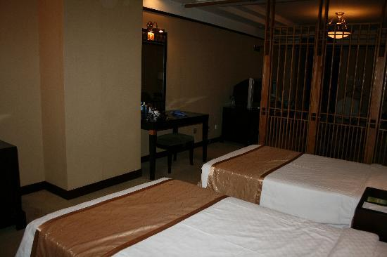 Good World Hotel: Upgraded to suite