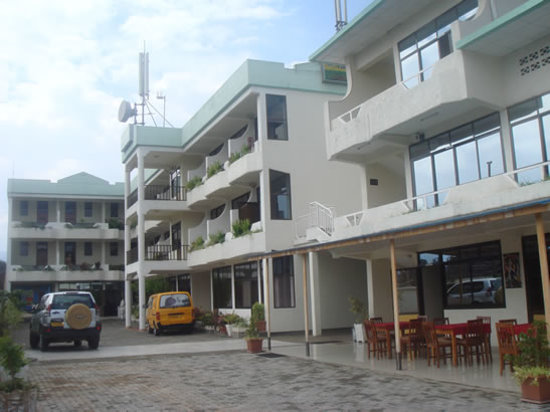 VIRUNGA HOTEL INSIDE