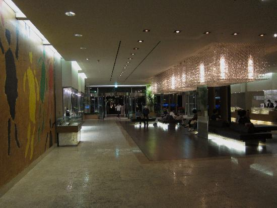 The Westin Chosun Busan: Westin Lobby