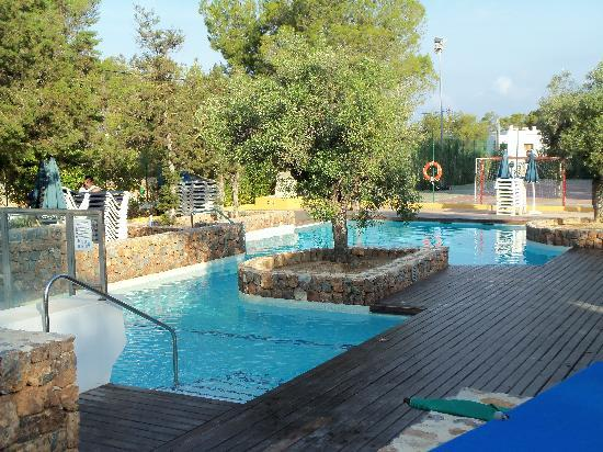 Fiesta Hotel Tanit: quite, relaxing adult pool