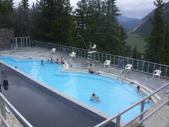 Homestead Inn: Banff Springs