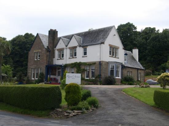 Whiting Bay, UK: The Hotel