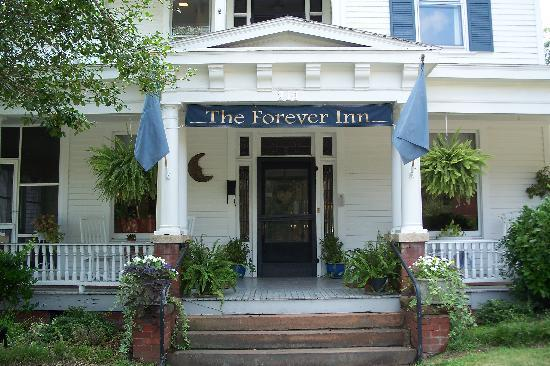 Welcome to The Forever Inn