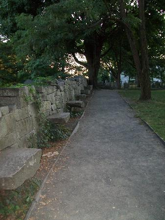 ‪‪Salem‬, ماساتشوستس: Salem Witch Trials Memorial‬