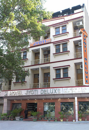 Hotel Jyoti Deluxe