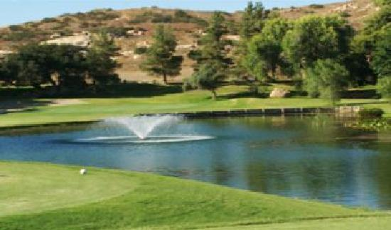 San Vicente Golf Resort: 12th Hole Par 3