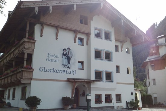 Hotel Garni Glockenstuhl: Hotel front