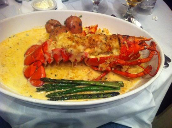 Lobster thermador picture of atlantic fish company for Atlantic fish co