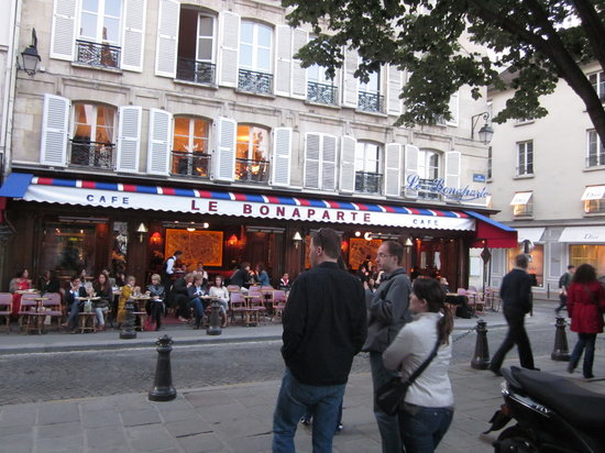Cafe Bonaparte Paris Saint Germain Des Pr S