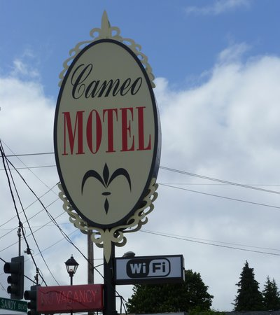 Cameo Motel: Extierior 1
