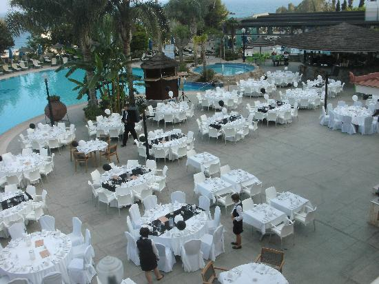 Atlantica bay hotel wedding