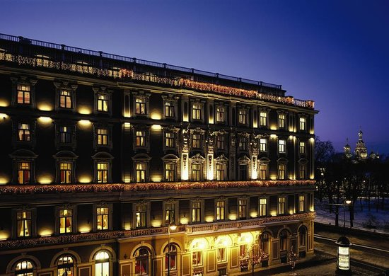 Grand Hotel Europe by Orient-Express: Grand Hotel Europe