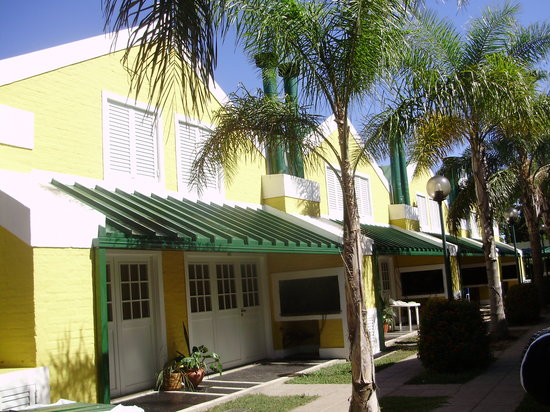 Cabanas Cayasta