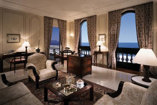 Copacabana Palace Hotel by Orient-Express: Penthouse Ocean View Suite